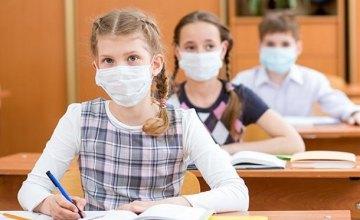 Стало известно число заболевших COVID школьников и учителей на Днепропетровщине