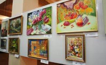 Сегодня в Днепропетровске стартует выставка рисунков бойцов АТО
