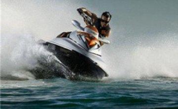 В Крыму житель Днепропетровской области попал под водный мотоцикл
