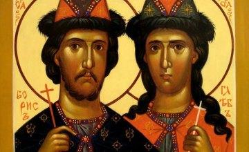 Сегодня православные христиане молитвенно почитают память благоверных князей Бориса и Глеба