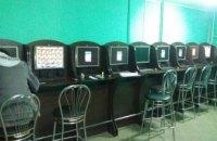 В Днепре незаконно работал зал с игровыми автоматами: полицией изъято 2 сервера