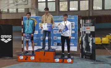 Дніпровські спортсмени стали призерами чемпіонату України із сучасного п'ятиборства