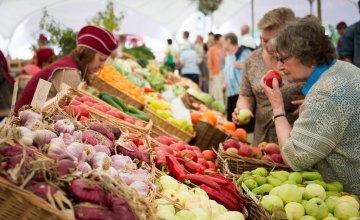 В Офисе Президента обсудили возможность открытия продовольственных рынков