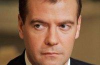 Дмитрий Медведев приедет в Украину договариваться о газе
