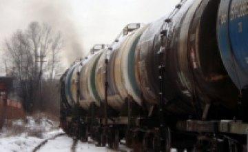 Доля Днепропетровской области в грузообороте ПЖД составила 70,5%