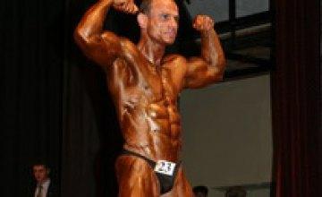 Днепропетровский атлет стал первым Заслуженным Мастером спорта по бодибилдингу в Украине