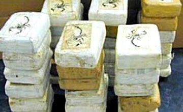 Пограничники изъяли 11 кг кокаина в Одесском порту