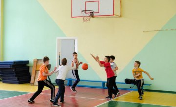 Каждый второй школьник Днепропетровщины занимается спортом