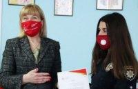 Biopharma Plasma Дніпро привітав співробітників патрульної поліції з 5-річчним ювілеєм (ВІДЕО)