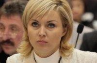 Виктория Шилова уволена с должности зампредседателя облсовета по исполнительному аппарату