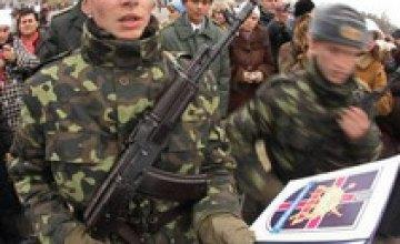 В Днепропетровской области 6,906 тыс. юношей признаны пригодными для прохождения воинской службы