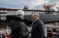 Мы вернем Украину в список ведущих морских держав с судостроением мирового уровня, - Вилкул
