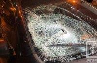 На Днепропетровщине на пешеходном переходе сбили мужчину