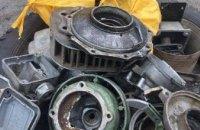 На Днепропетровщине группа лиц залезла и ограбила гараж (ФОТО)