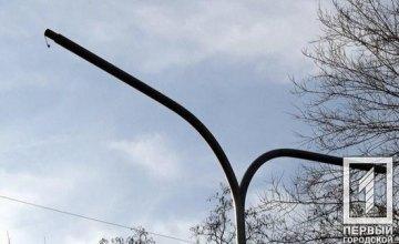 В двух парках Днепропетровщины неизвестные украли полсотни светодиодных фонарей
