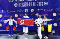 Спортсменка из Днепропетровщины получила три «бронзы» на международном чемпионате по Таэквон-до
