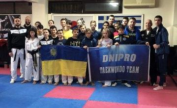 Днепровская спортсменка стала пятикратной чемпионкой Европы по тхэквондо ВТФ
