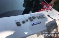 В Днепре мужчина продавал наркотики с помощью Telegram-канала (ВИДЕО)