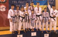 Днепровские спортсмены стали призерами чемпионата мира по каратэ WKC