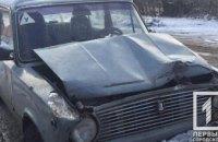 На Днепропетровщине легковушка влетела в грузовую ГАЗель (ПОДРОБНОСТИ)