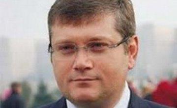 Александр Вилкул поздравил женщин Днепропетровского региона с 8 Марта