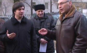 В Приднепровске ЖЭК издевается над жильцами