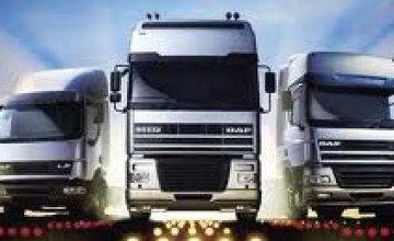 Украинские дороги станут платными для фур весом свыше 12 тонн