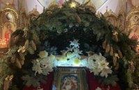В храме равноапостольного князя Владимира состоялось праздничное богослужение (ФОТОРЕПОРТАЖ)