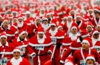 16 декабря в Днепре пройдет  благотворительный «Забег Николайчиков»