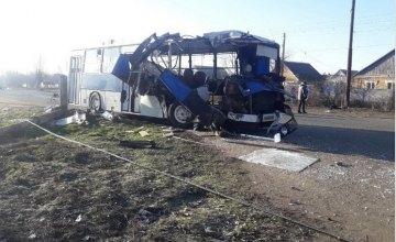 На Днепропетровщине произошло смертельное ДТП с автобусом: 14 пострадавших, есть погибшие