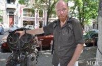 Известный скульптор возьмет мастер-класс у металлургов