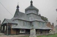 Под Ивано-Франковском сгорела 200-летняя деревянная церковь