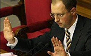 Юрий Райхель: «У Яценюка есть существенный шанс перейти трехпроцентный барьер при условии грамотной кампании»
