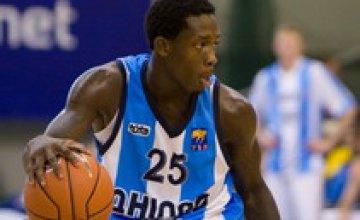 Баскетболисты «Днепра» не смогли взять реванш у соседей из Запорожья