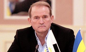 Виктор Медведчук избран главой политсовета партии «За життя»