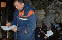 В Одессе во время пожара погиб 4-летний ребенок