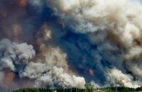 «Слуги» продолжают демонстрировать свою некомпетентность и «наплевательское» отношение к людям, - Гуфман о ситуации с лесными пожарами на Луганщине