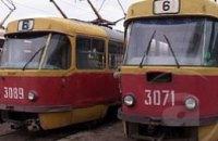 В Харькове бастует электротранспорт
