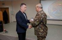 В мэрии Днепра наградили ветеранов - участников боевых действий на территории других государств