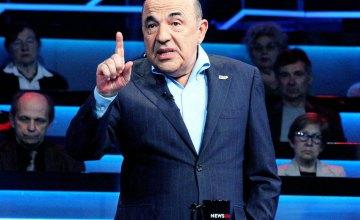 Вадим Рабинович: «Слуги», как саранча ужасного вида, убивают всю страну, распродавая ее по кусочкам!