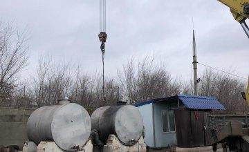 На Днепропетровщине автомобилисты заправлялись нелегальным бензином