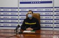 За 2021 год на Днепропетровщине возникло более 848 пожаров