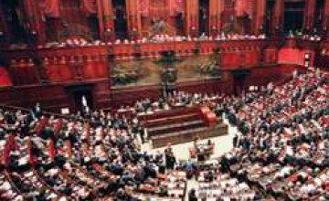 Италия не смогла сформировать временное правительство