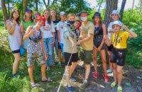 Школа скаутів та козацького гарту: у таборі «Діти Дніпра» презентували оновлену програму