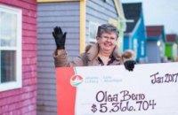 Жительница Канады выиграла в лотерею $ 4 млн благодаря приснившимся цифрам