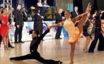 Днепропетровские танцоры примут участие в Чемпионате мира по спортивны танцам