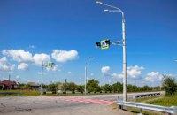В Днепре строят нерегулируемый пешеходный переход