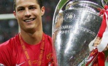 Криштиану Роналду является главным претендентом на звание лучшего игрока мира в 2008 году по версии ФИФА