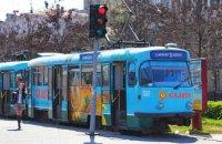 29 февраля в Днепре изменится движение трамваев