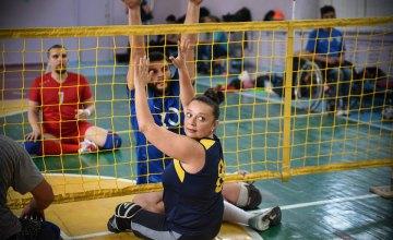 Днепровская команда по волейболу сидя представит Украину на соревнованиях в Германии